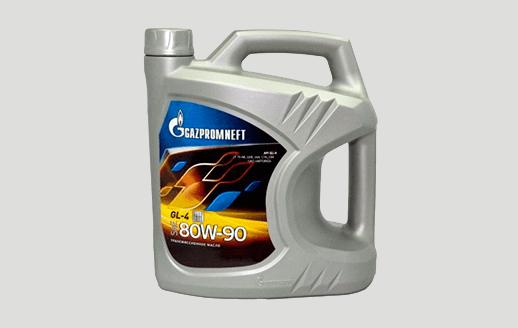 канистра 80w90 от газпромнефть